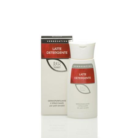 Latte struccante pelli sensibili